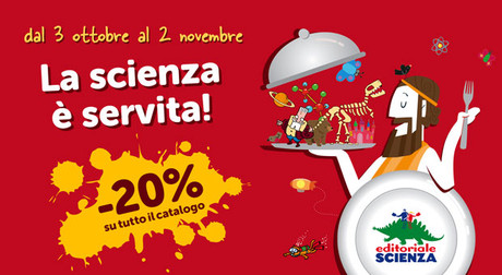 promo -20% 2015 editoriale scienza