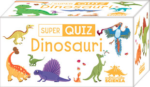 Super quiz dinosauri