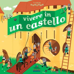 Vivere in un castello — copertina